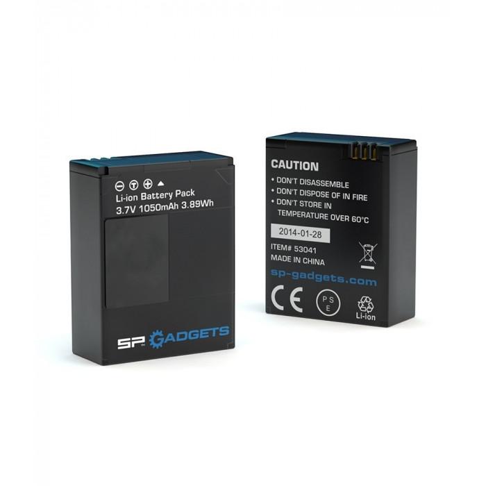 Le lot de 2 Batteries 3,7V SP Gadgets