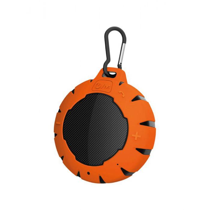 Enceinte HiRec étanche Boom Puck Orange