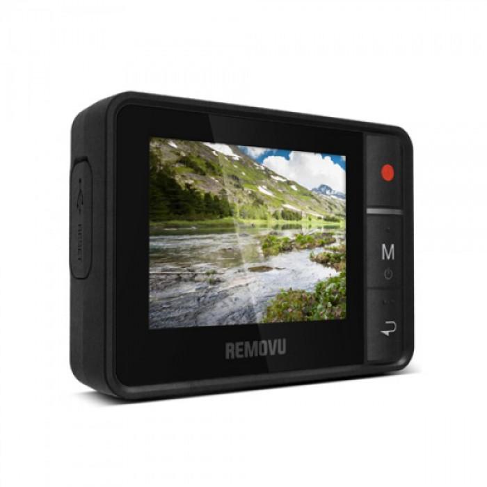 Removu R1 Wi-Fi Télécommande - Écran pour GoPro