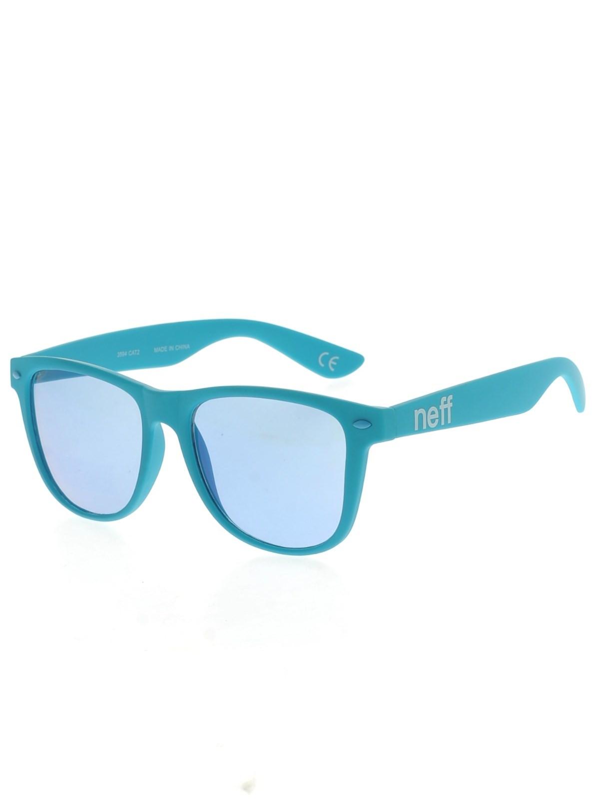 NEFF Daily Lunettes de soleil Blue Soft Touch 59n0A3