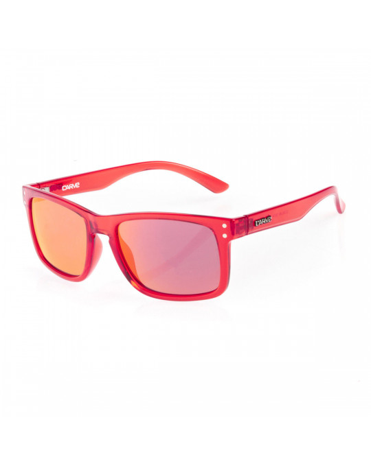 Lunettes Carve Goblin Red