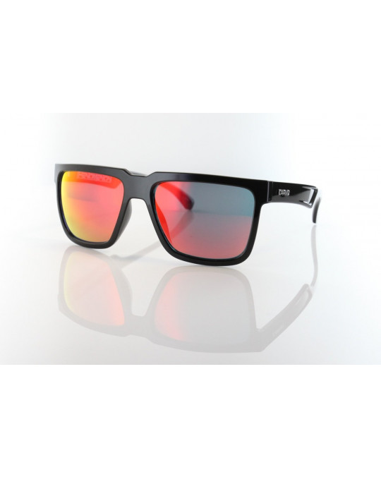 Lunettes Carve Unisex  Phenomenon black revo orange