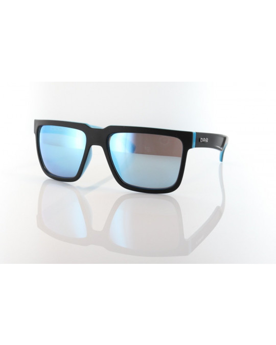 Lunettes Carve Unisex  Phenomenon Matt black blue revo