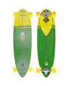 Longboard Flying Wheels Pupukea 36""