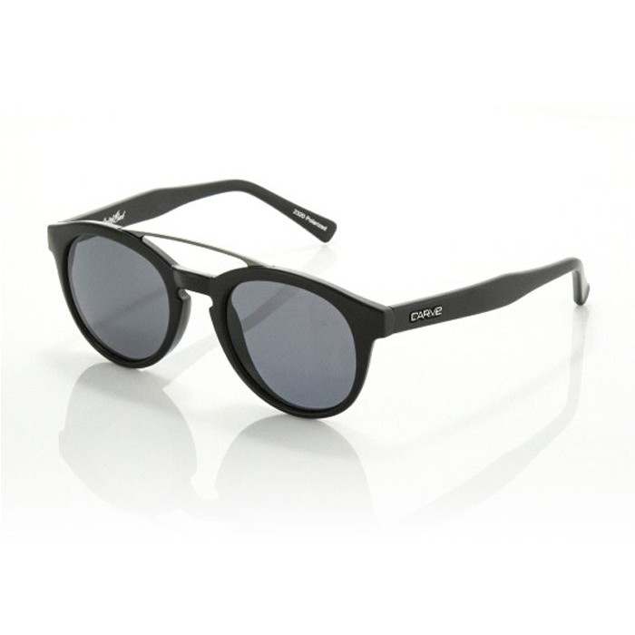Lunettes Carve SWITCH BACK MATT BLACK POLARIZED