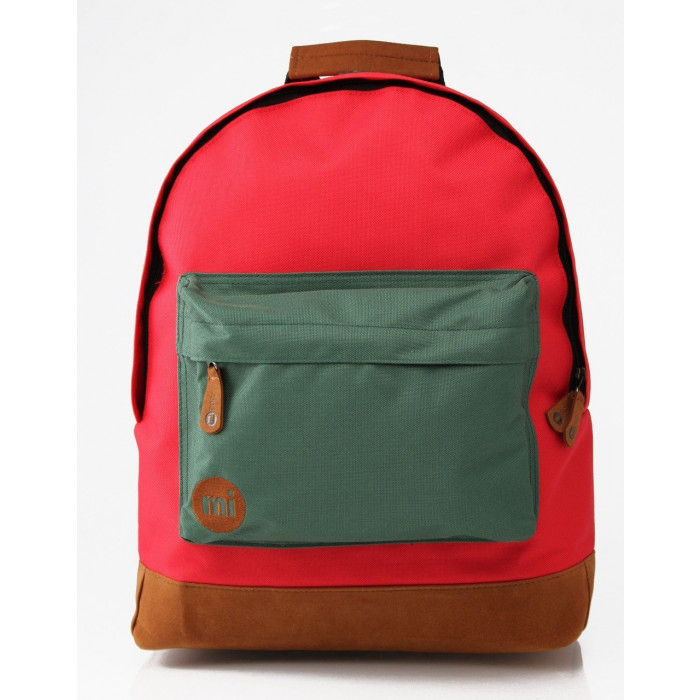 Mi-Pac - Sac à dos Tonal Bright Red/Green