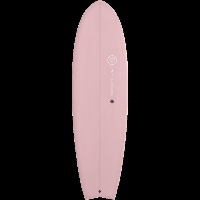"VENON SPECTRE FISH 6'3"" Powder Pink"