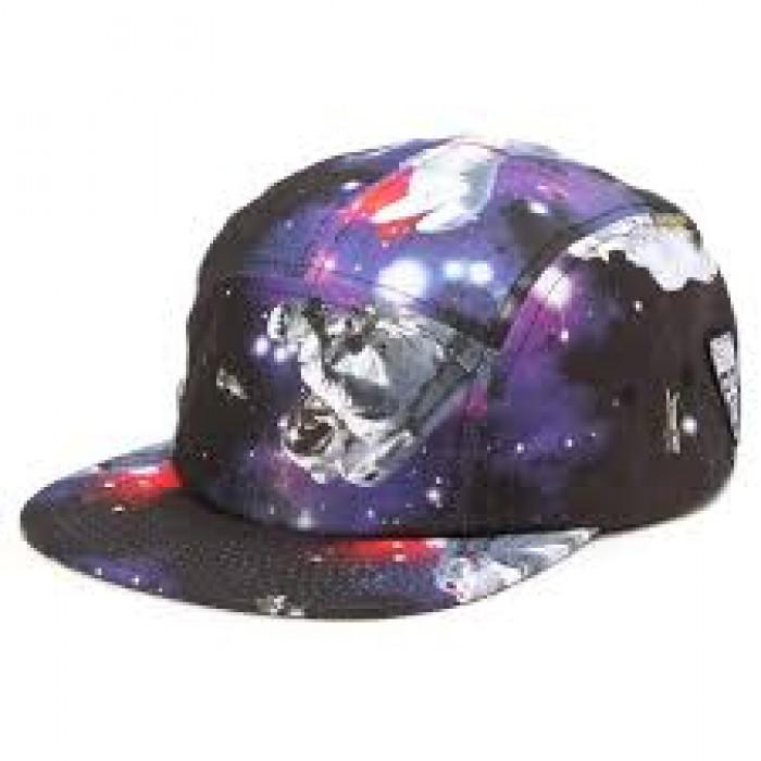 CASQUETTE NEFF CRAZY CAMPER CAP SPACE