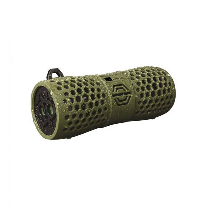 Enceinte HiRec étanche Boom Tube Olive/Black