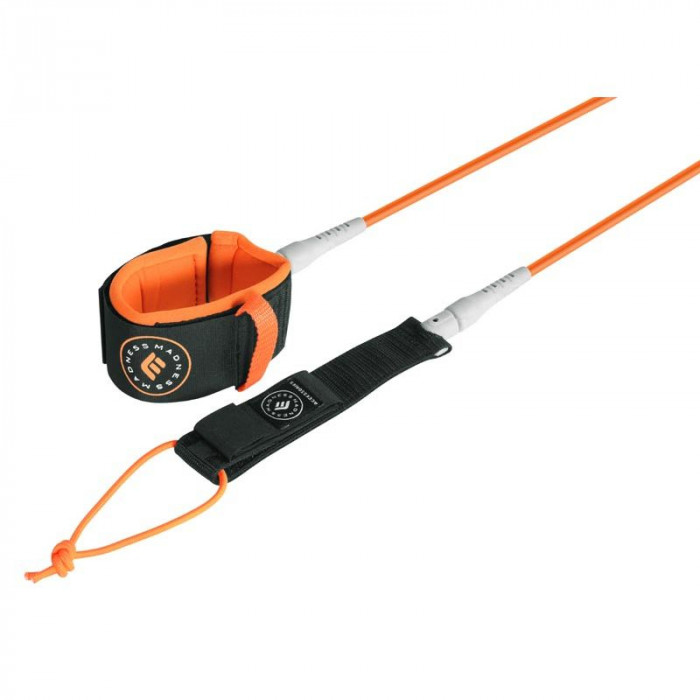 LEASH CHEVILLE 6' COMP LEASH 5.5M UNLIMITED MADNESS ORANGE