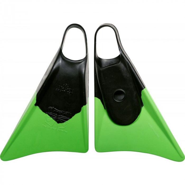 Palmes BODYBOARD Churchill Makapuu BLACK//GREEN