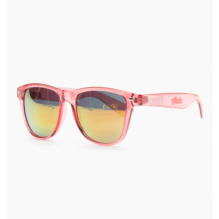 Lunettes Neff Unisex Daily Ice Red