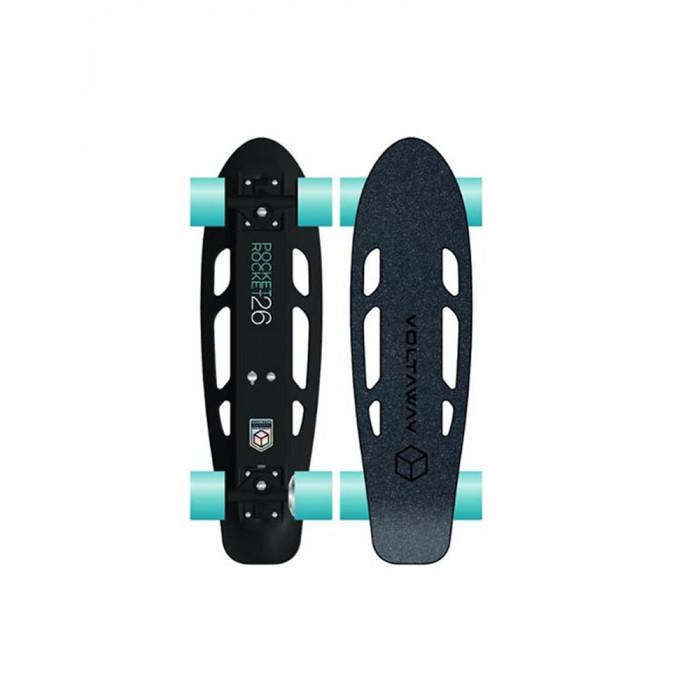 """VOLTA Skate Electrique Pocket Rocket 26"""""""