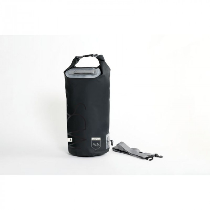 SAC TUBE ETANCHE 5L MDS BY MADNESS BLACK