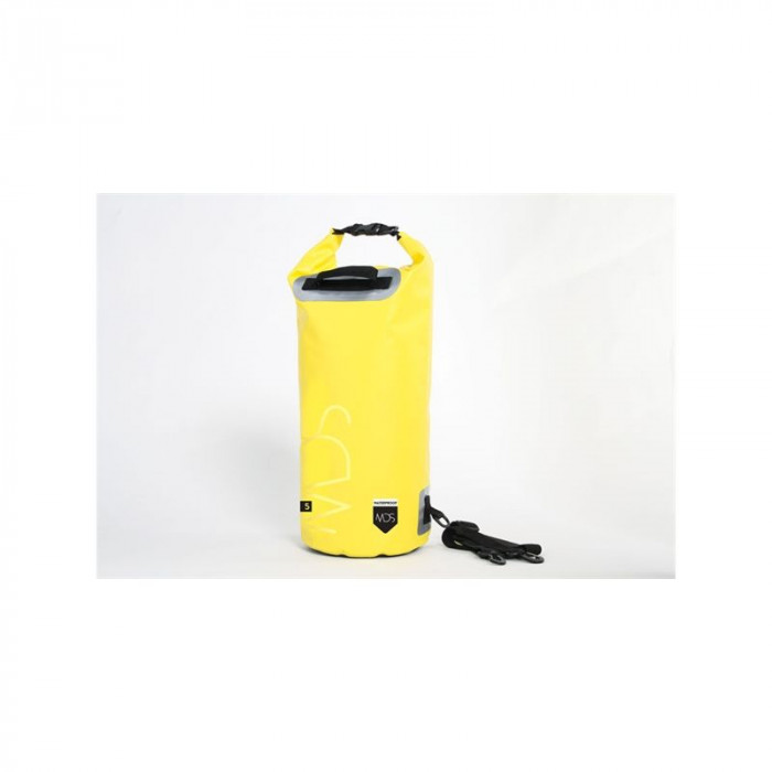 SAC TUBE ETANCHE 5L MDS BY MADNESS YELLOW