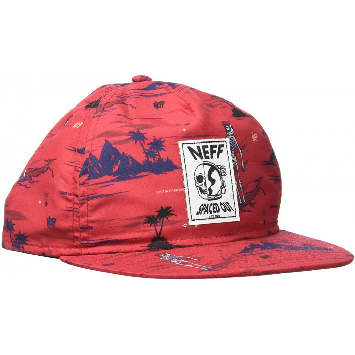 CASQUETTE NEFF SPACE OUT SNAPBACK