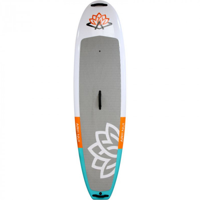 PLANCHE SUP ARI'INUI PROCESSOR 10'6 EPOXY WHITE/ORANGE/TEAL