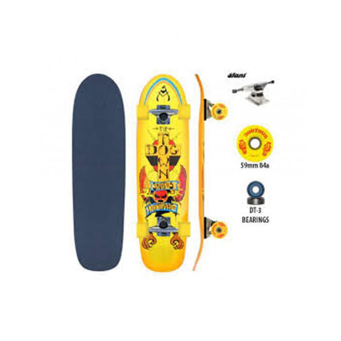 DGxST-skate-complet-cruiser-mini-dominate-yellow-orange-red-7.75