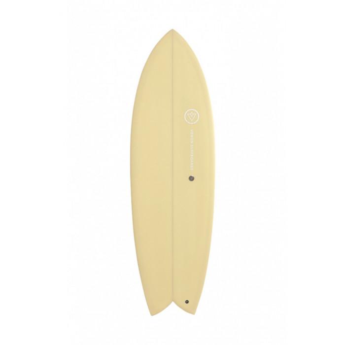 "Planche de surf VENON NOD FISH 5'11"" Yellow"