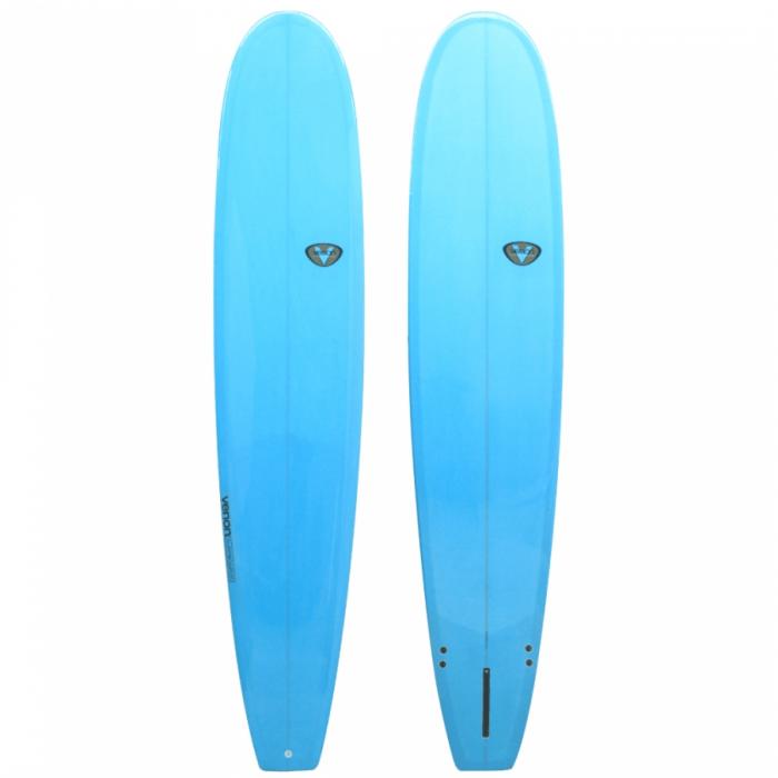 """PLANCHE DE SURF VENON LOG 9'3"""" BLUE"""