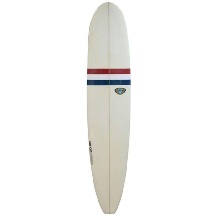 """PLANCHE DE SURF VENON LONGSOUL 9'0"""" CREAM"""