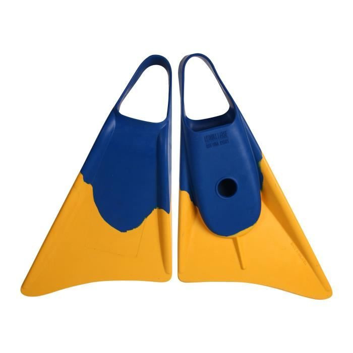 Palmes Bodyboard Weapon BLUE/YELLOW