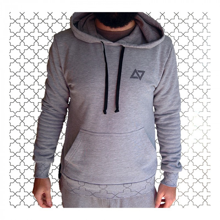 Sweatshirt à Capuche AnfaWear Z5