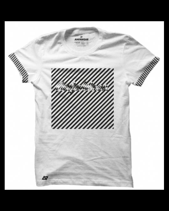 T-shirt Anfawear Zebra
