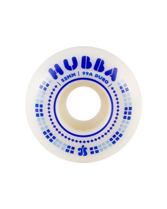 Roues skateboard Spectrums  HUBBA Blue