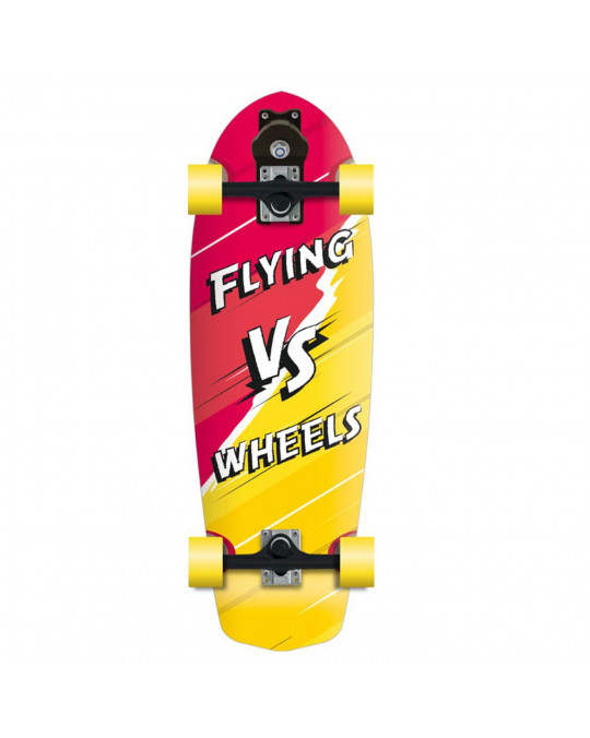 Longboard FLYING WHEELS VERSUS 29""