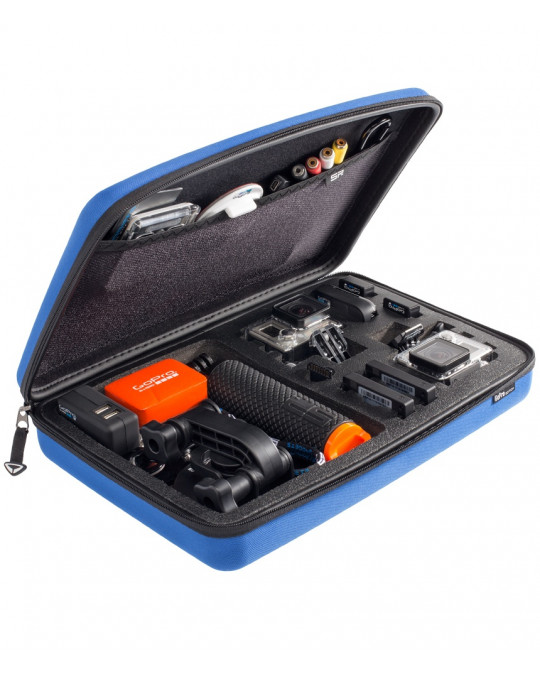 Housse SP Gadgets POV Large GOPRO - Bleu
