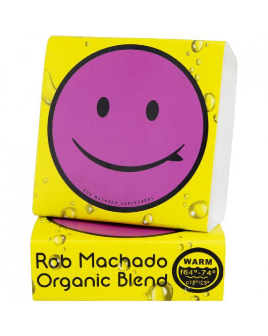 Wax Bubble Gum Machado Organic Warm18°-23°C Yellow