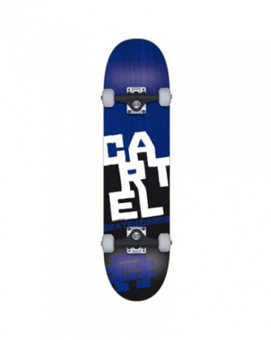 Skate complet CARTEL 7.5 KID Assembly Blue
