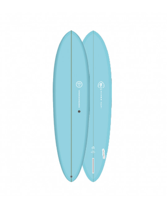 Planche de surf VENON EGG 7'6 TEAL