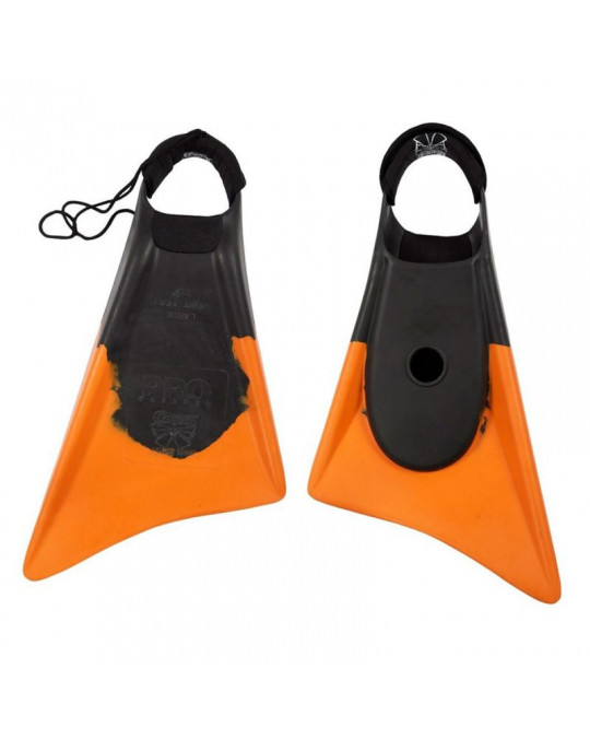 Palmes Bodyboard Churchill Makapuu Pro Black/Orange