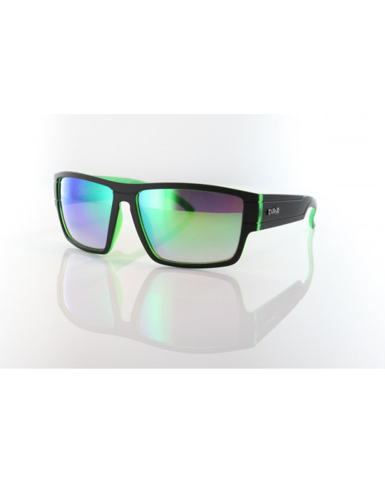 Lunettes Carve Unisex  Sublime black green