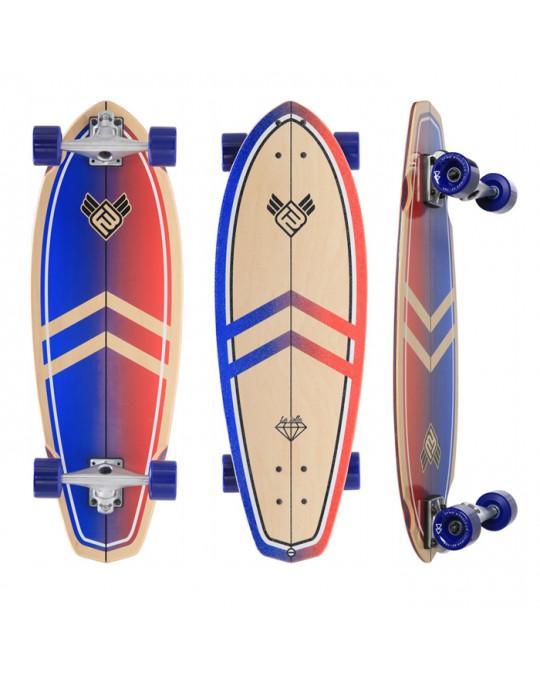 "Surf skate Flying Wheels La Jolla 30"""