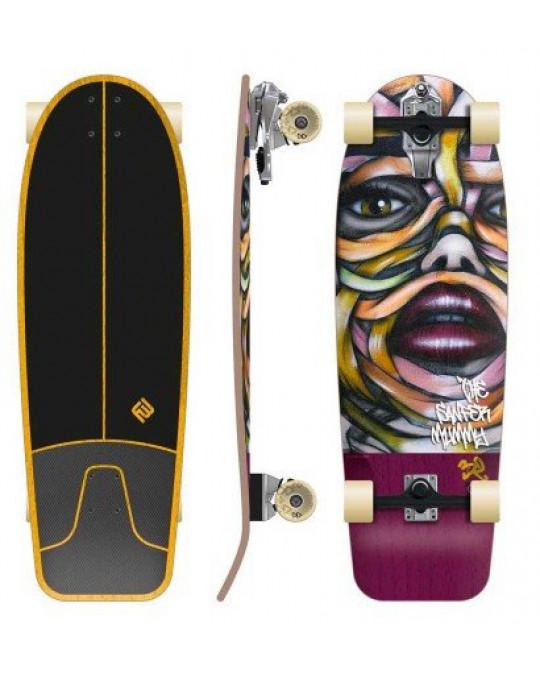 """Surf skate Flying Wheels Mummy 32"""""""