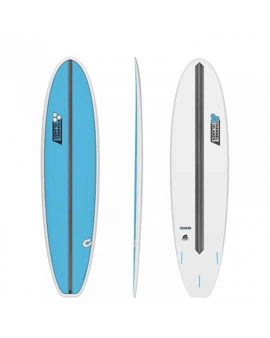 "Planche de surf Torq Evolutive Chancho 7'6"" Blue"