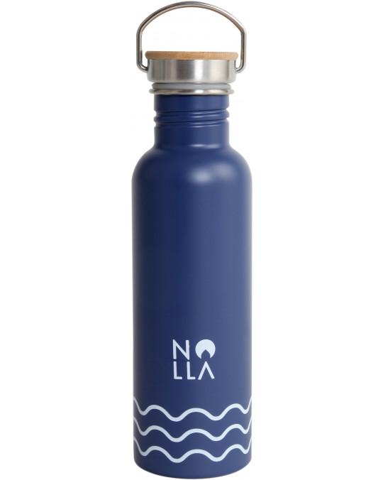Bouteille inox NOLLA navy