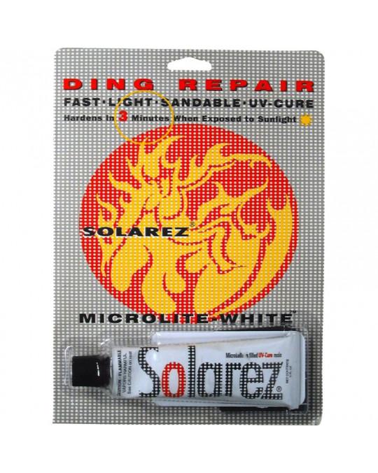 Produit de réparation polyester microlite SOLAREZ