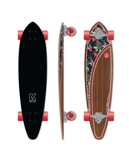 Longboard Kruuze Tahaa heliconia 35''