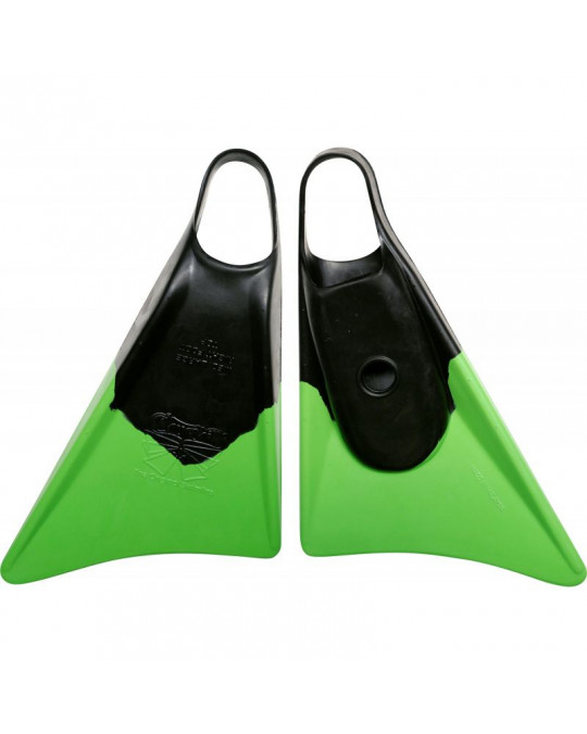 Palmes Bodyboard Churchill Makapuu Black/Green