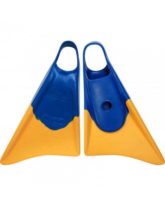 Palmes BODYBOARD Churchill Makapuu BLUE/YELLOW