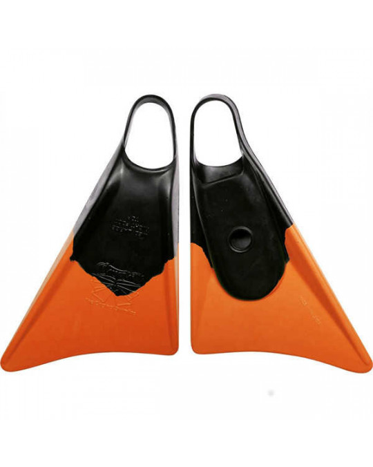 Palmes Bodyboard Churchill Makapuu Black/Orange