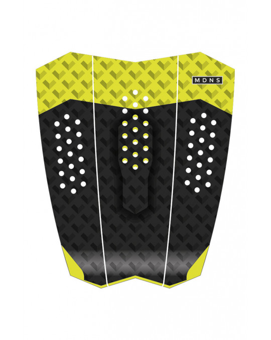 TRACTIONS PAD TRIPLE FLURO LIME
