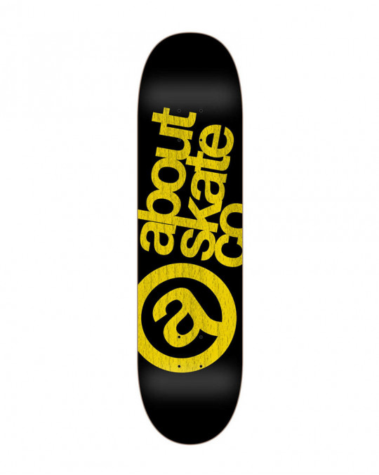 Deck About Monochrome 3CO Yellow