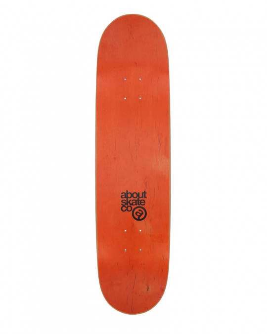 Deck About Monochrome 3CO Orange