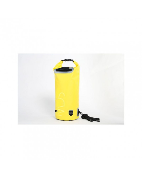 Sac tube étanche 5L MDS BY MADNESS yellow
