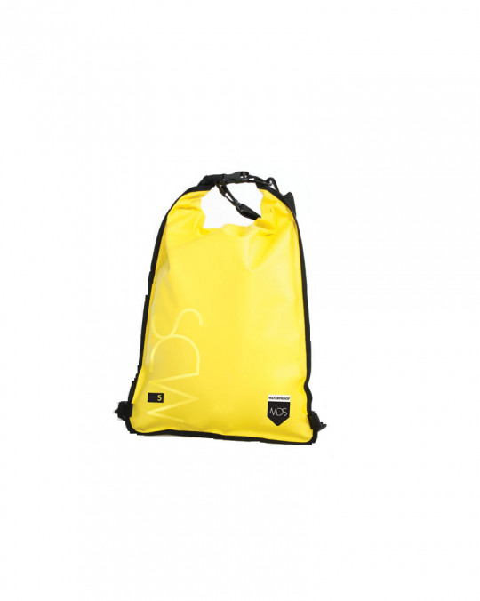 Sac plat étanche 15L MDS BY MADNESS yellow